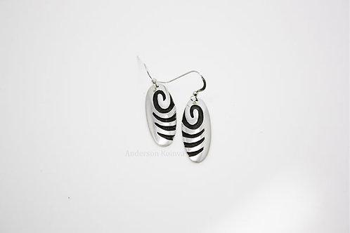 Water Ripple Earrings (2)