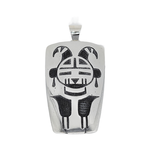 The Two-Horned Priest Pendant