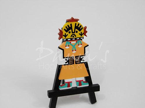 Hopi Santa Kachina Ornament