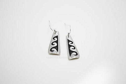 Water Waves Earrings (2)