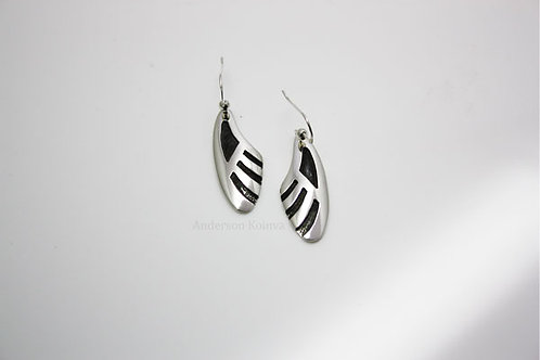 Rain Clouds Earrings (2)