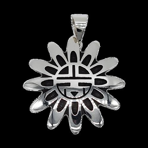 Sun God Pendant (Formed)
