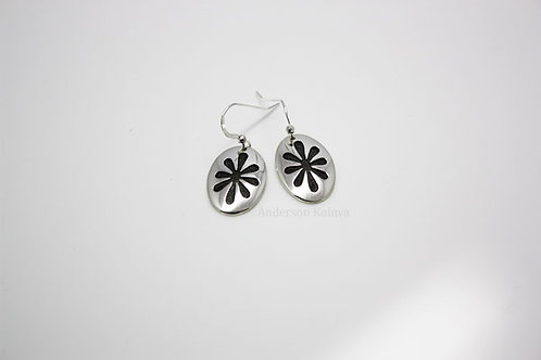 Hopi Flower Earrings