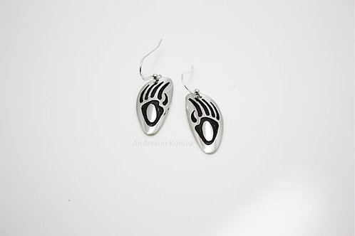 The Badger Claw Earrings