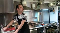 sous-chef de cuisine