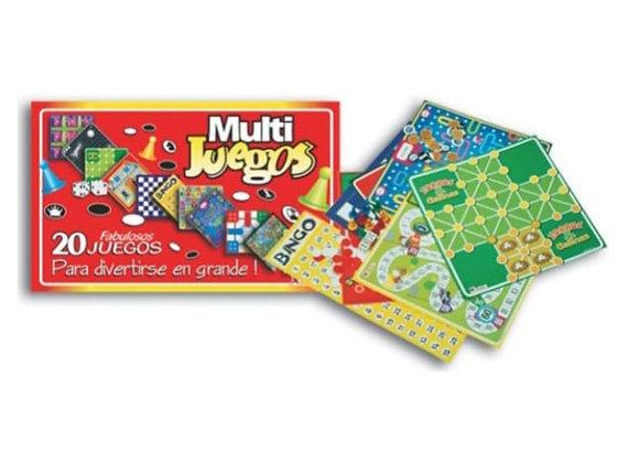 Multi juegos #2