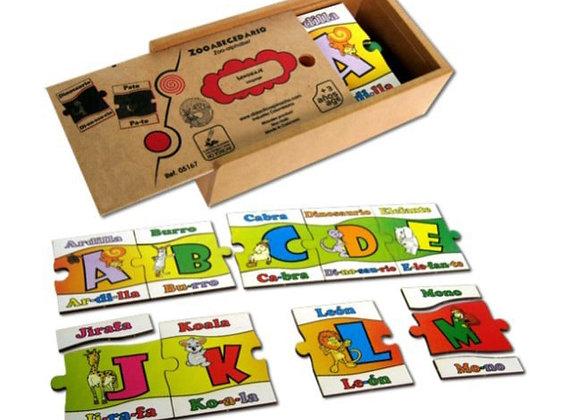 Zoo abecedario