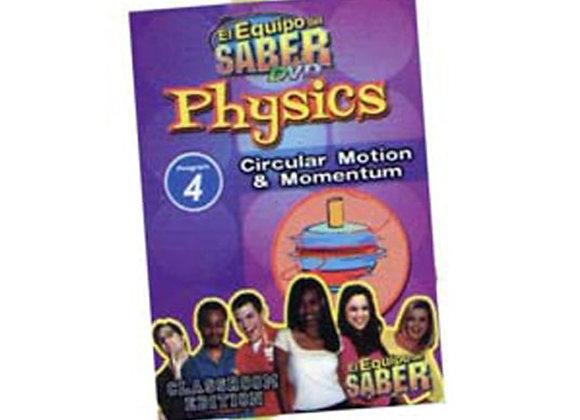 Física módulo: 4 Movimiento circular y mementum