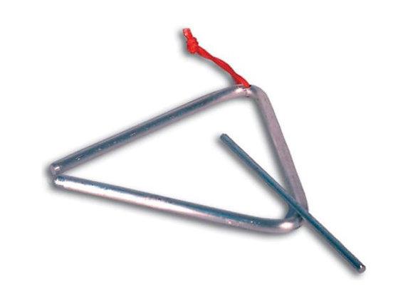 Triángulo en aluminio