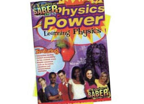 El poder de la física – aprendiendo física    DVD interactivo