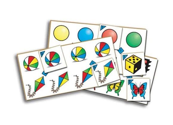 Lotería percepción de colores
