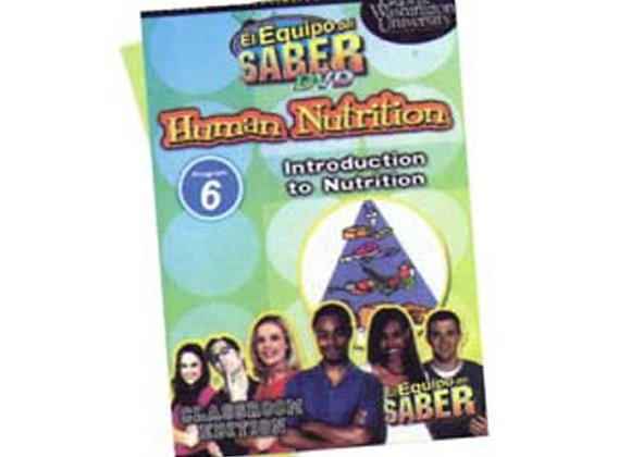Los nutrientes módulo: 6 Vitaminas