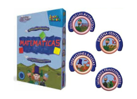 Multimedia interactiva matemáticas