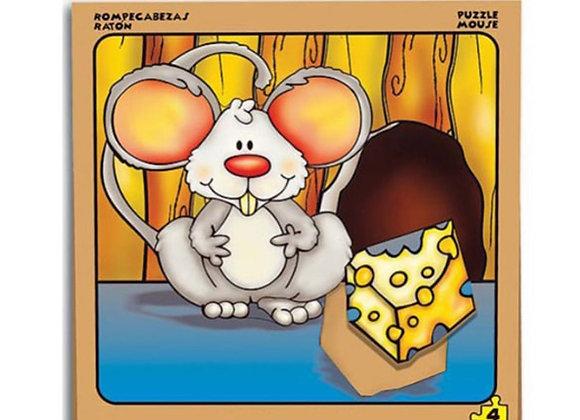 Rompecabezas ratón
