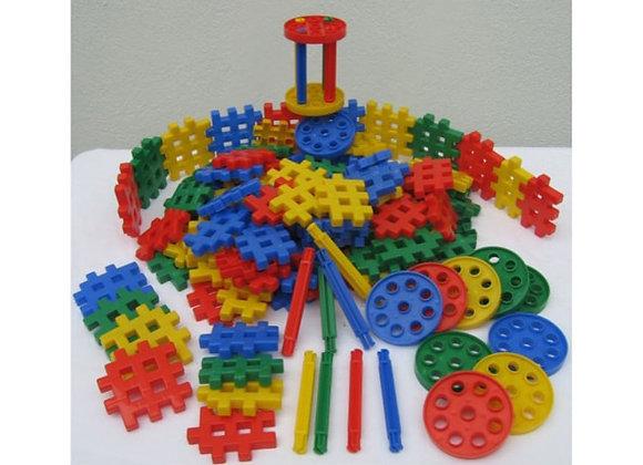 Kilo de modulines plásticos