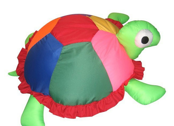 Puff tortuga gigante