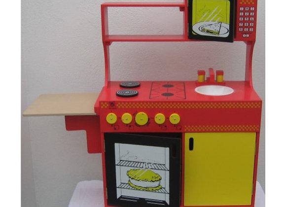 Kit cocina en madera
