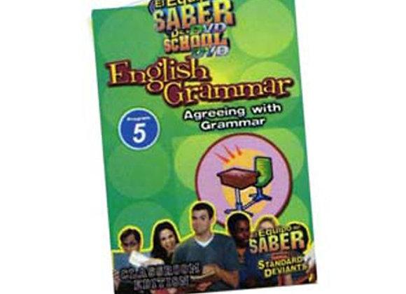 Gramática del inglés módulo: 5 Entendiendo la gramática
