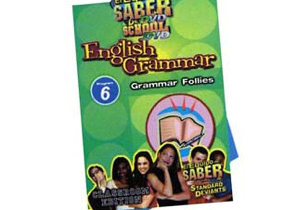 Gramática del inglés módulo: 6 Curiosidades de la gramática