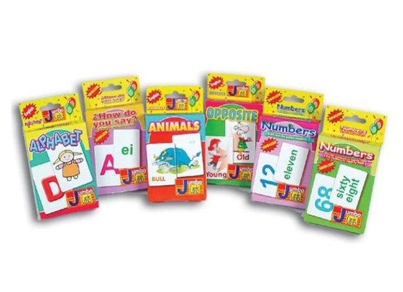 Jumbo cards