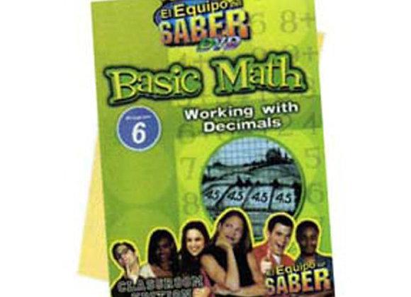 Matemáticas básicas módulo: 6 Trabajando con decimales