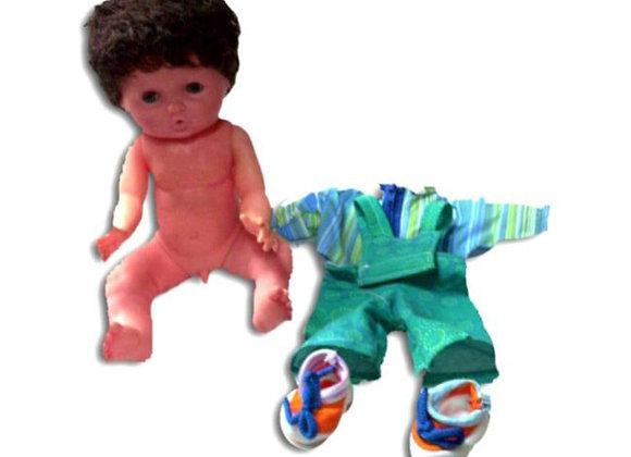 Muñeco sexuado