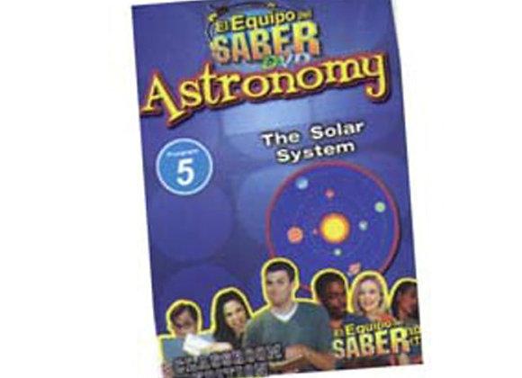Astronomía módulo: 5 El sistema solar