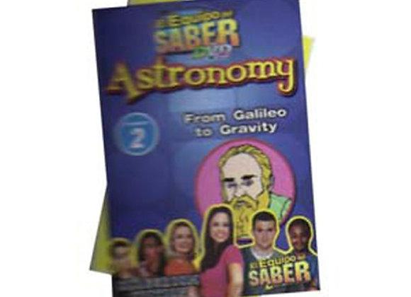 Astronomía módulo: 2 De Galileo a la ley de la gravedad