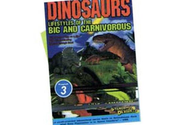 Ciencias sociales módulo: 3 La era de los dinosaurios