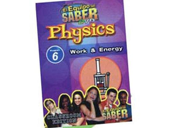Física módulo: 6 Trabajo y energía