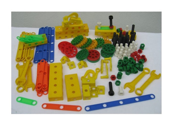 Kilo de mecánico plástico