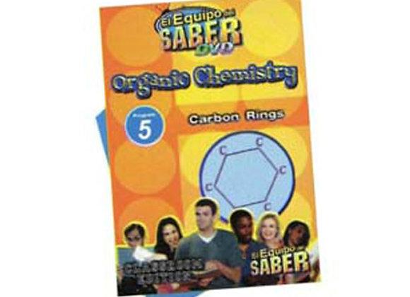 Química orgánica módulo: 5 Anillos de carbono