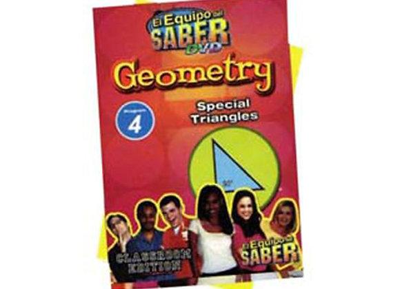 Geometría módulo: 4 Triángulos especiales