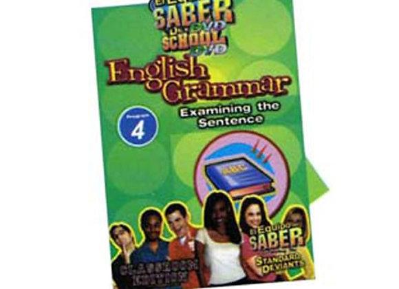 Gramática del inglés módulo: 4 Estudiando la oración