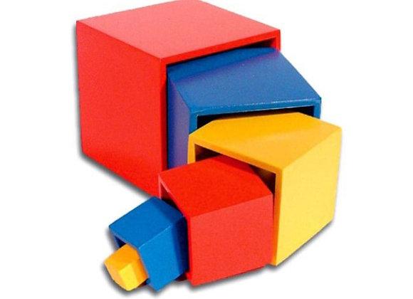 Cubos para encajar x10 unidades