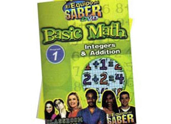 Matemáticas básicas módulo: 1  Números enteros