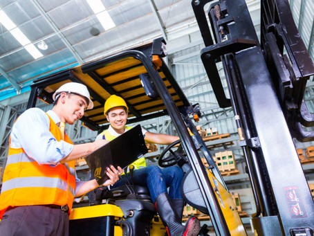 Learn How to Drive / Operate a Forklift