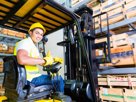 Which Fork Lift Truck Should I Get Certified On?