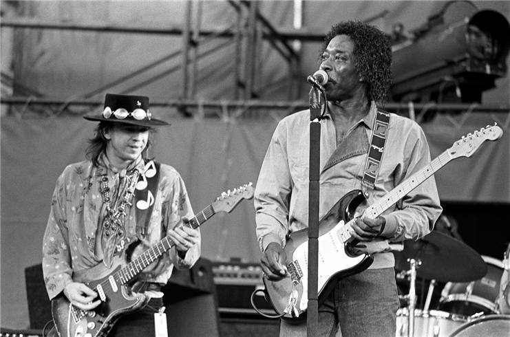 SRV & Buddy Guy