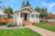 Sun filled, updated, gorgeous craftsman, on a huge, level lot, with an 80 Walkscore and stunning views of the Olympics.