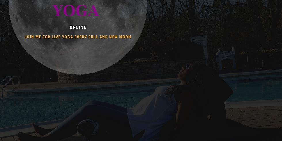 The Sacred Place - Full Moon In Aquarius  (1)