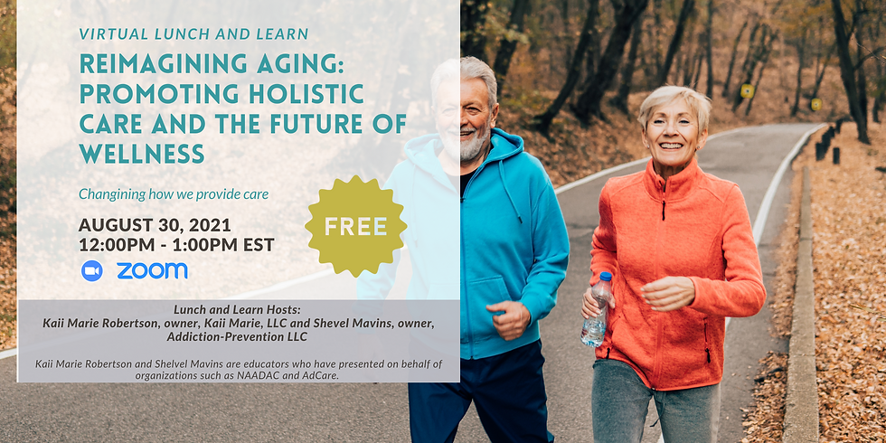 Reimagining Aging: Promoting Holistic Care and the Future of Wellness