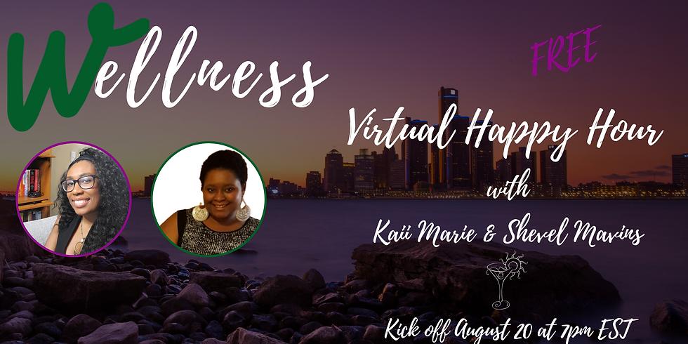 Wellness Virtual Happy Hour -  Healing The Inner Child