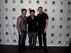 M. Gin & M. Sorvino at the Film Fest