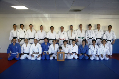 Dojo Group Photo