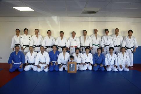 Dojo Group Photo