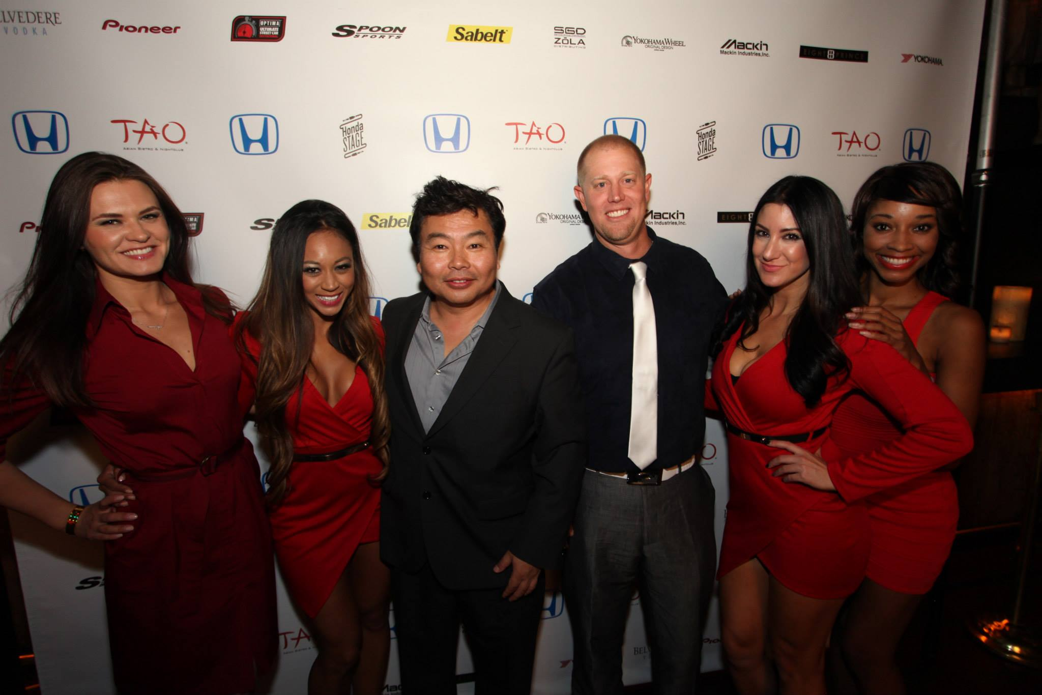SEMA party at the Tao