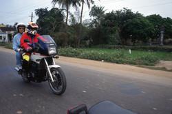 On the road to Hanoi