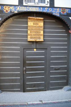 Some old doorway