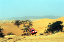 Another prototype in the Sahara